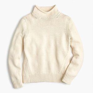 J. Crew 1988 Rollneck Sweater